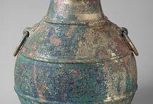 Chinese bronze / by Paul Yih Sr