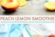 Lemonade & Smotthies
