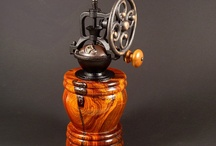 Woodturnings / My favorite pieces of wood-turned art...