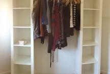 ideias guarda roupas