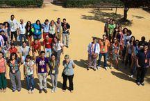 """Curso de formación para informadores juveniles """"Erasmus +"""" / Del 16  al 19 de junio de 2014 estuvimos en Mollina (Málaga) realizando el curso para informadores/as juveniles """"Erasmus +"""", cuyo objetivo fundamental es fomentar el conocimiento del nuevo programa."""