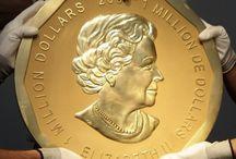 gold, bohatství