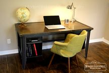 Home Office / Industrial Office Furniture