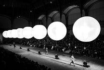 Scénographie Fashion Show