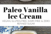 Ice Cream - low carb or paleo