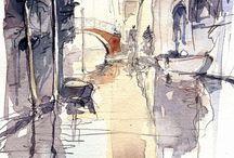paintings/ drawings