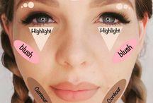 Applying Blush