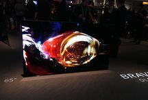 TVs at CES 2017