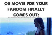 i am a fangirl