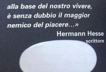 H. Hesse / Grande scrittore