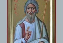 Andrea Apostolo / icone sacre Sant'Andrea