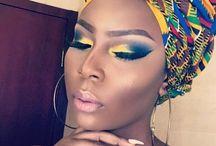 Make-up for Black Women