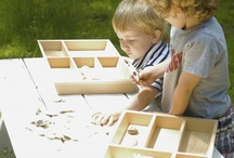 Learning Outdoors / A range of ideas and teaching resources for taking learning outdoors.