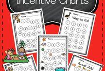 sticker incentive charts