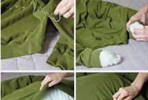 SEWING DIY Home Projects / by costumingdiary.com
