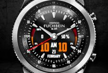 Designer Watchfaces / Vertico
