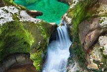 Waterfalls / Beautiful waterfalls around the world