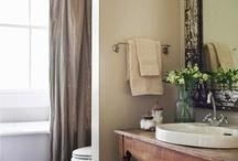 Bathroom dreams / by Amy Hill