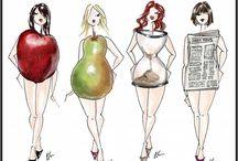 Hourglass Figure Outfits