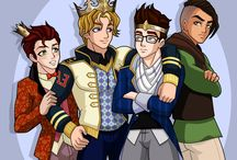 # Os homens de Ever After High