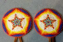 Native American style creations / Native American inspired creations