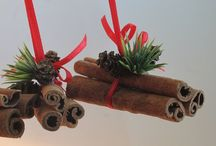 Cinnamon Stick Crafts
