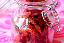 Goji Berries / How to cook with goji berries. / by Jennifer Iserloh - Skinny Chef