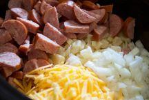 Crockpot: Sausage