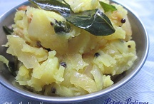 Side dishes for Rice/Roti