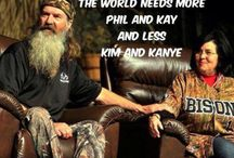 Duck Dynasty / by Jeanette Smith