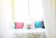 A's new room / by Natalie Davis