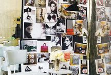 { inspiration boards } / by Marie Whitney