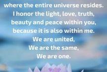 Namaste & The Spirit of Life
