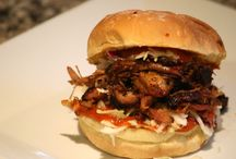 Smoker Recipes / by Marj Mcmurray
