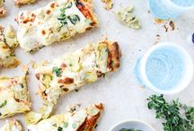 Pizza and Savoury Bread