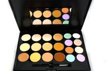 Professional 15 Colors Beauty Treats Camouflage Cream Concealer Palette  Makeup Palette Organizer