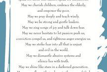Prayers / by Pat Mendenhall