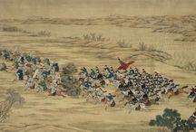 obrazy bitev