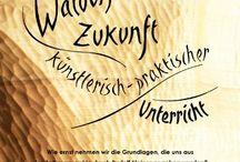 Waldorfschule Zukunft / Handwerklich Künstlerischen Unterricht.