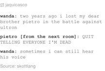 Pietro & Wanda