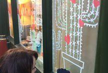 illustrators in the shop