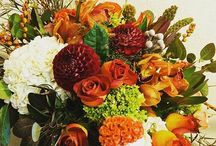 INSPIRATION: Fall Flowers / The best of Fall