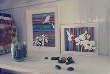 La loca de enfrente / La loca de enfrente de Paula Gógola. Arte y diseño :: cuadros originales y objetos, pensados y creados por La loca de enfrente