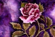 Amazing Watercolor Prints and Greeting Cards / I am the Etsy Sales Manager for Shanti Goth an amazing Watercolor Artist.  This board is full of prints of her prints and greeting cards.