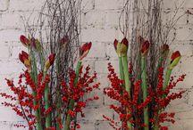 dekorace z živých květin