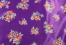 Crystal Satin Fabric