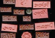 molds & stamps