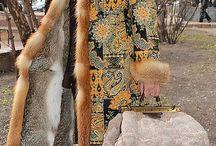 Меховые пальто