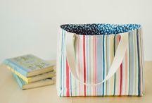 Sewing bag/backpack/tote