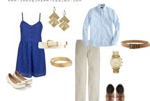 What to Wear - Engagements